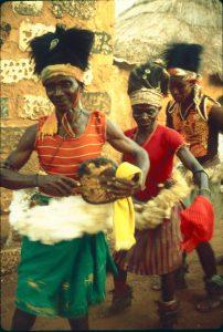 آیین رقص بامایا