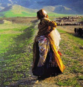 آواز زنان قشقایی