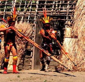 قوم بورورو (Bororo)